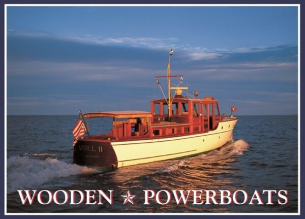powerboat.