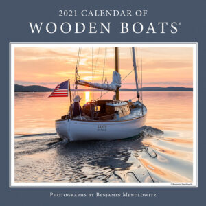 2021 Calendar of Wooden Boats