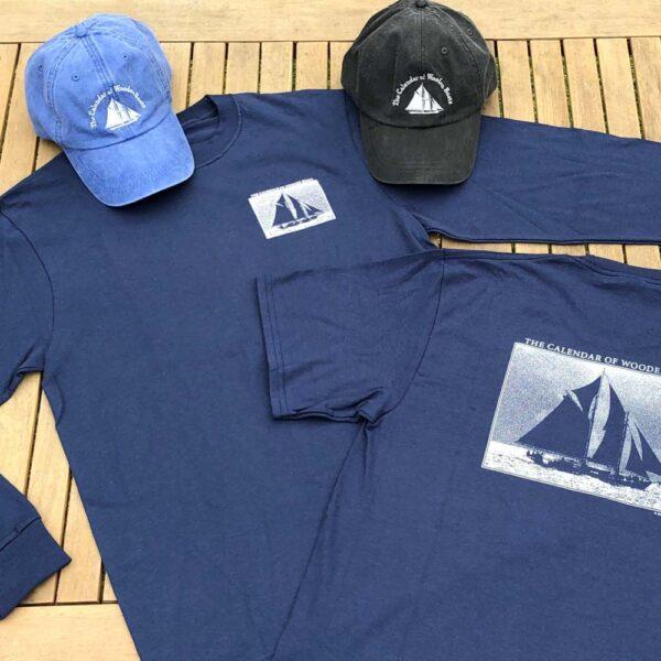 Calenadr of Wooden Boats T-shirts